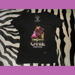 Michael Jackson One Cirque Du Soleil T-Shirt